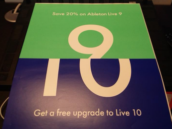 Ableton Live 10 puede estar al caer