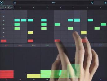 Reactable Snap, una app de ritmos que improvisa por ti