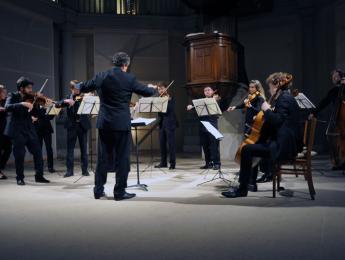 Review de United Strings of Europe, una librería de cuerdas de cámara