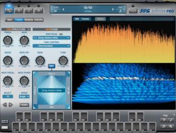 PPG Infinite Pro, un sintetizador que va más allá de las wavetables