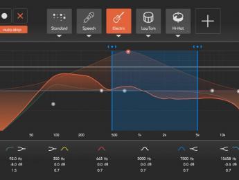 Smart:EQ Live, inteligencia artificial aplicada a la mezcla en directo