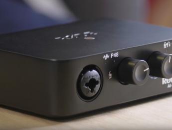 RØDE lanza su primera interfaz de audio, AI-1
