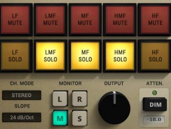 Con este plugin gratuito podrás aislar rangos de frecuencia para afinar tus mezclas