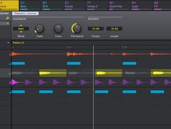 Maschine 2.7 agiliza el trabajo con loops gracias al timestretching a tiempo real