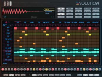 Wave Alchemy Evolution, una ambiciosa caja de ritmos