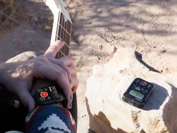 Roland R-07, una grabadora portátil que controlas con tu móvil