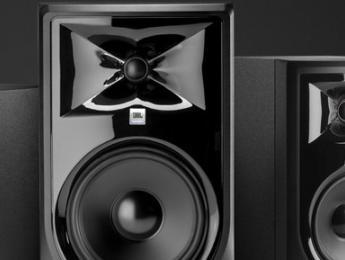 Nueva versión MkII de los monitores de estudio JBL Serie 3