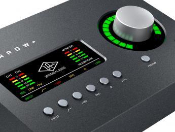 Universal Audio Arrow, la interfaz UAD más asequible