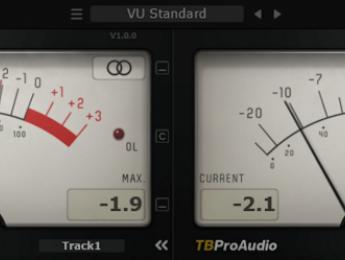 MvMeter 2, más funciones en el medidor gratuito de TB-Software