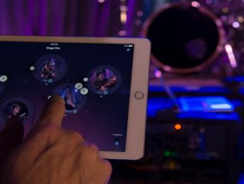 Audiofusion emplea tu móvil como receptor inalámbrico de monitoreo