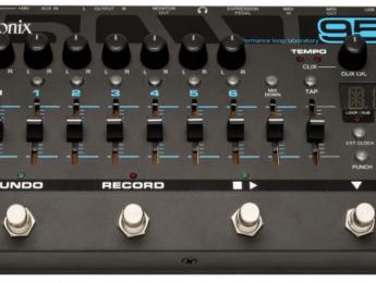 """El nuevo pedal 95000 de Electro-Harmonix es todo un """"laboratorio de loops"""""""