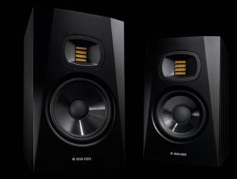 Adam Audio serie T, nueva gama de monitores de entrada