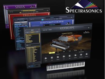Los plugins de Spectrasonics pueden utilizarse ahora como aplicaciones autónomas