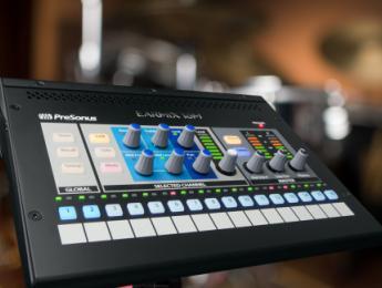 Presonus EarMix 16M: AVB y su audio sobre Ethernet llegan al músico en escena