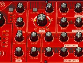 Behringer Neutron pone atómicos a los fans de los sintetizadores