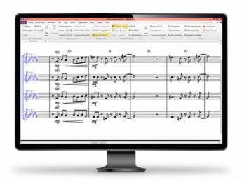 Sibelius 2018, acelerando el proceso de notación musical