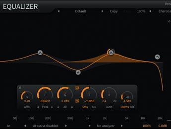 ToneBoosters Equalizer 4, un ecualizador dinámico asistido por inteligencia artificial