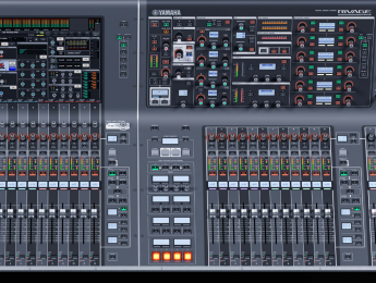 Yamaha Rivage PM7, la hermana pequeña de una gran consola de directo