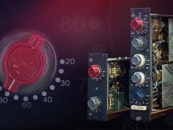 Universal Audio presenta una emulación autorizada de un previo Neve para UAD