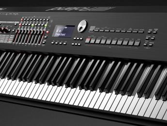 Roland RD-2000 recibe 7 nuevos sonidos de piano de cola