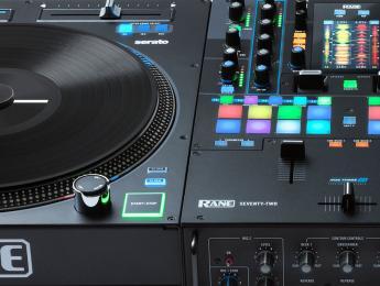 Rane Twelve y Seventy Two ya disponibles junto con nueva versión de Serato DJ Pro