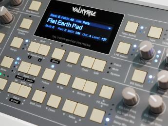 Valkyrie, un sintetizador hardware con especificaciones de infarto [actualizado]