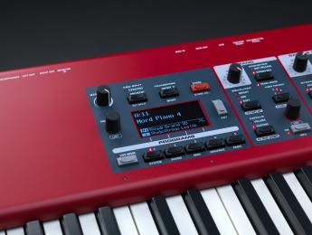 Nord Piano 4 aumenta su polifonía y prestaciones