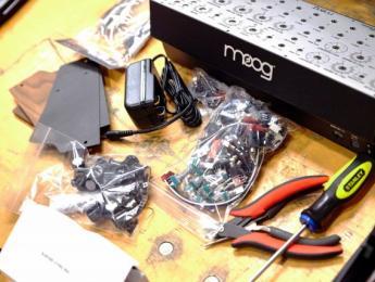 Moog Subharmonicon, un sintetizador para sumergirse en los graves