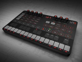 UNO Synth, el primer sinte hardware de IK Multimedia es analógico y vale 199 euros