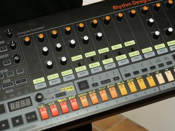 Behringer revela su clon de TR-808