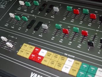La historia de los sintetizadores Yamaha en su museo de Superbooth