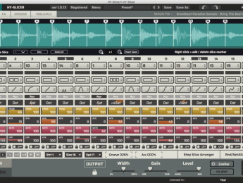 HY-Slicer, un secuenciador por pasos para trocear y reorganizar audio