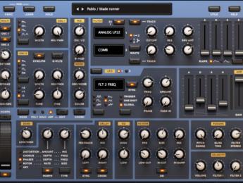 El popular sintetizador Sunrizer ya soporta AUv3 en su versión iOS