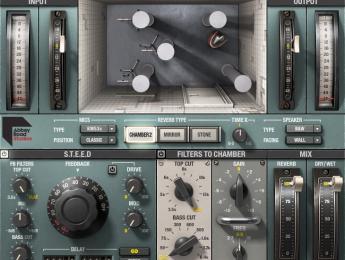 Waves Abbey Road Chambers recrea la acústica del clásico Estudio 2