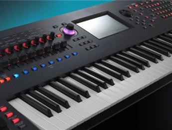 Yamaha Montage gana control DAW con el nuevo firmware 2.5
