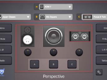 Perspective, otro plugin para contrastar varias escuchas de una mezcla