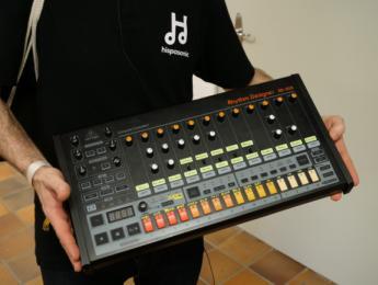 Behringer lanza demo con audio de su RD-808 y anuncia una 909