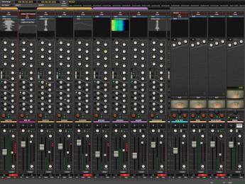 Harrison Mixbus 32C v5, nueva versión del DAW de emulación analógica