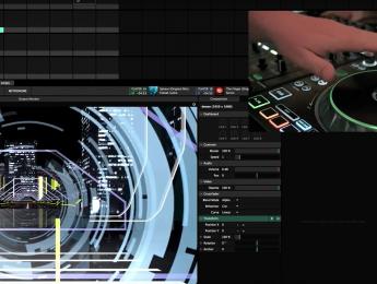 Denon DJ toma el control visual con StagelinQ, SoundSwitch y Resolume