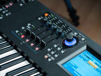 Yamaha MODX, el sonido de Montage en una gama más asequible