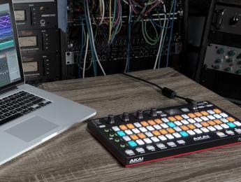 Akai Fire: FL Studio al rojo vivo con un controlador dedicado