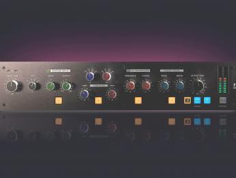 SSL Fusion, procesador analógico estéreo con 5 funciones