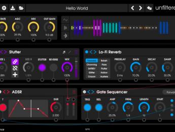 Unfiltered Audio Byome, el concepto de multi-efectos llevado al extremo