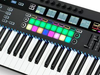 Novation SL MkIII, teclado controlador y secuenciador en potente tándem