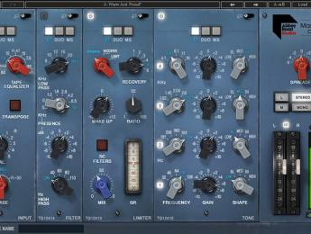 Waves Abbey Road TG Mastering Chain, la legendaria consola EMI TG12410 ahora en plugin