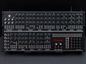 Techno System, el nuevo modular de Erica Synths pensado para producción rítmica