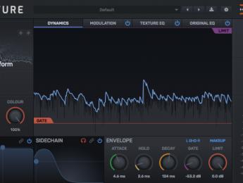 """Devious Machines Texture, """"un efecto con corazón de sinte"""" que da textura a tus sonidos"""