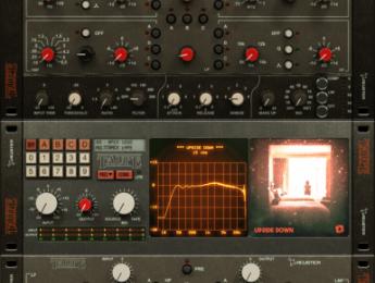 Acustica Audio Taupe, 21 máquinas de cinta emuladas en un solo plugin