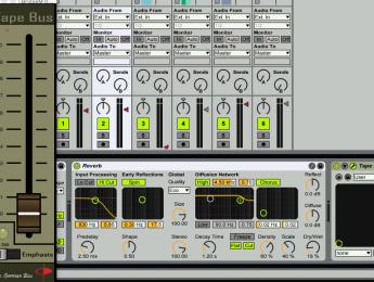 Tape Bus de gbSound ya en 64 bits en colaboración con Wavesfactory
