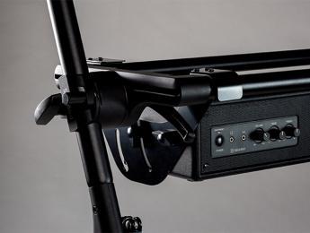 ¿Llevarías una barra de sonido como monitor de tus teclados?